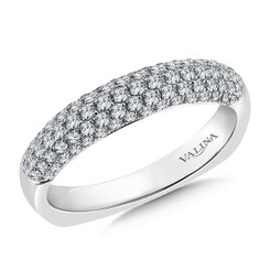 Valina Wedding Band R9241BW