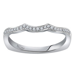 Valina Wedding Band R9271BW