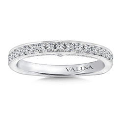 Valina Wedding Band R9309BW