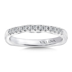 Valina Wedding Band R9312BW