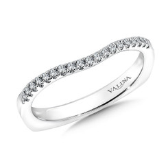 Valina Wedding Band R9336BW