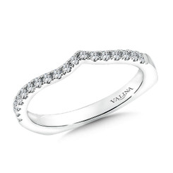 Valina Wedding Band R9361BW-DIA