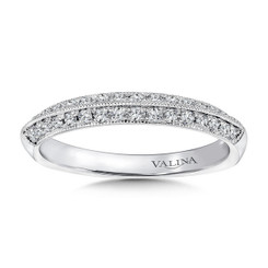 Valina Wedding Band R9404BW
