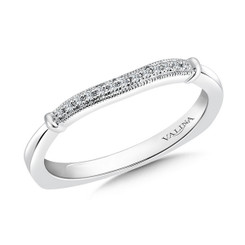 Valina Wedding Band R9416BW-.33