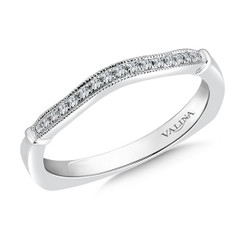 Valina Wedding Band R9416BW-.625
