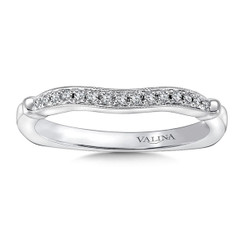 Valina Wedding Band R9416BW-1.0