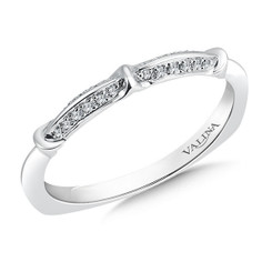 Valina Wedding Band R9424BW-.33