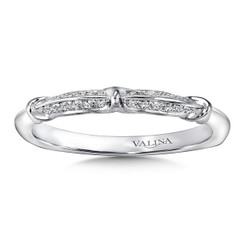 Valina Wedding Band R9424BW-.625