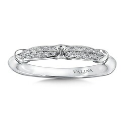 Valina Wedding Band R9424BW-1.0