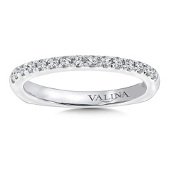 Valina Wedding Band R9628BW