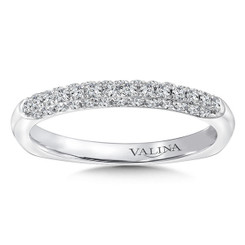 Valina Wedding Band R9632BW