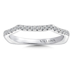 Valina Wedding Band R9636BW