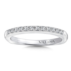 Valina Wedding Band R9638BW