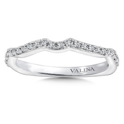 Valina Wedding Band R9639BW