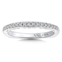Valina Wedding Band R9642BW