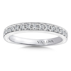 Valina Wedding Band R9660BW