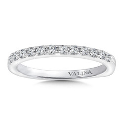 Valina Wedding Band R9662BW