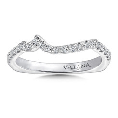 Valina Wedding Band R9667BW