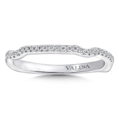 Valina Wedding Band R9669BW