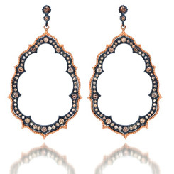 Suneera Isis 8 Earrings