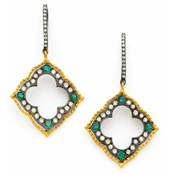 Suneera Small Isis 8 Earrings