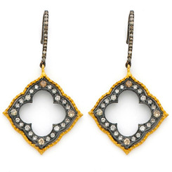 Suneera Small Isis 10 Earrings