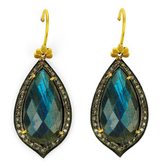 Suneera Odette Labrodite Earrings
