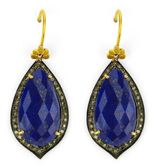Suneera Odette Lapis Earrings