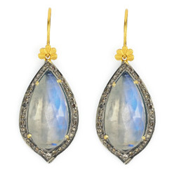 Suneera Odette Moonstone Earrings