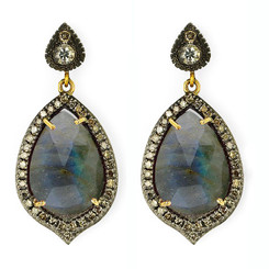 Suneera Small Odette Earrings- SODLBER