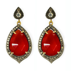 Suneera Small Odette Earrings- SODRBER