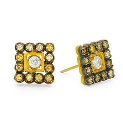 Suneera Basha Stud Earrings