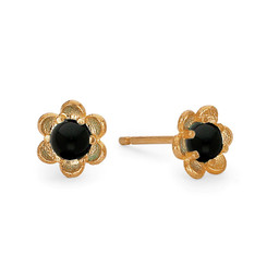 Suneera Taryn Rose Gold Stud Earrings