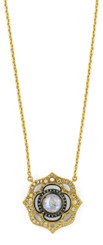 Suneera Kali Yellow Gold Necklace