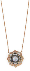 Suneera Kali Rose Gold Necklace
