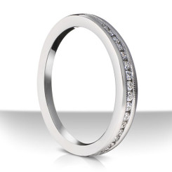 Sholdt Fremont Wedding Band R297B-D