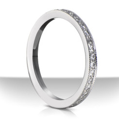 Sholdt Fremont Wedding Band R360B-D1/2