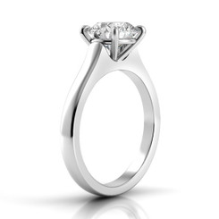 Prime Bridal Collection Engagement Ring 100