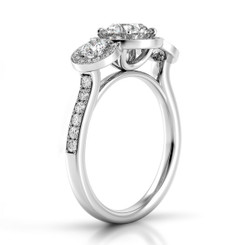 Prime Bridal Collection Engagement Ring 112