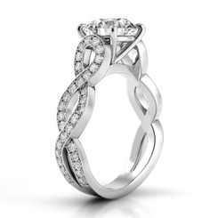 Prime Bridal Collection Engagement Ring 113