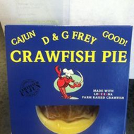 Crawfish pie (1 per pack)