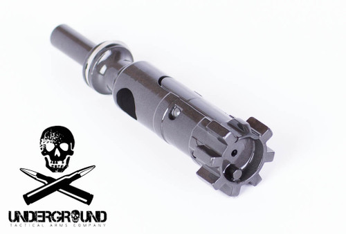 6.5 Grendel Bolt Assembled - Right side view