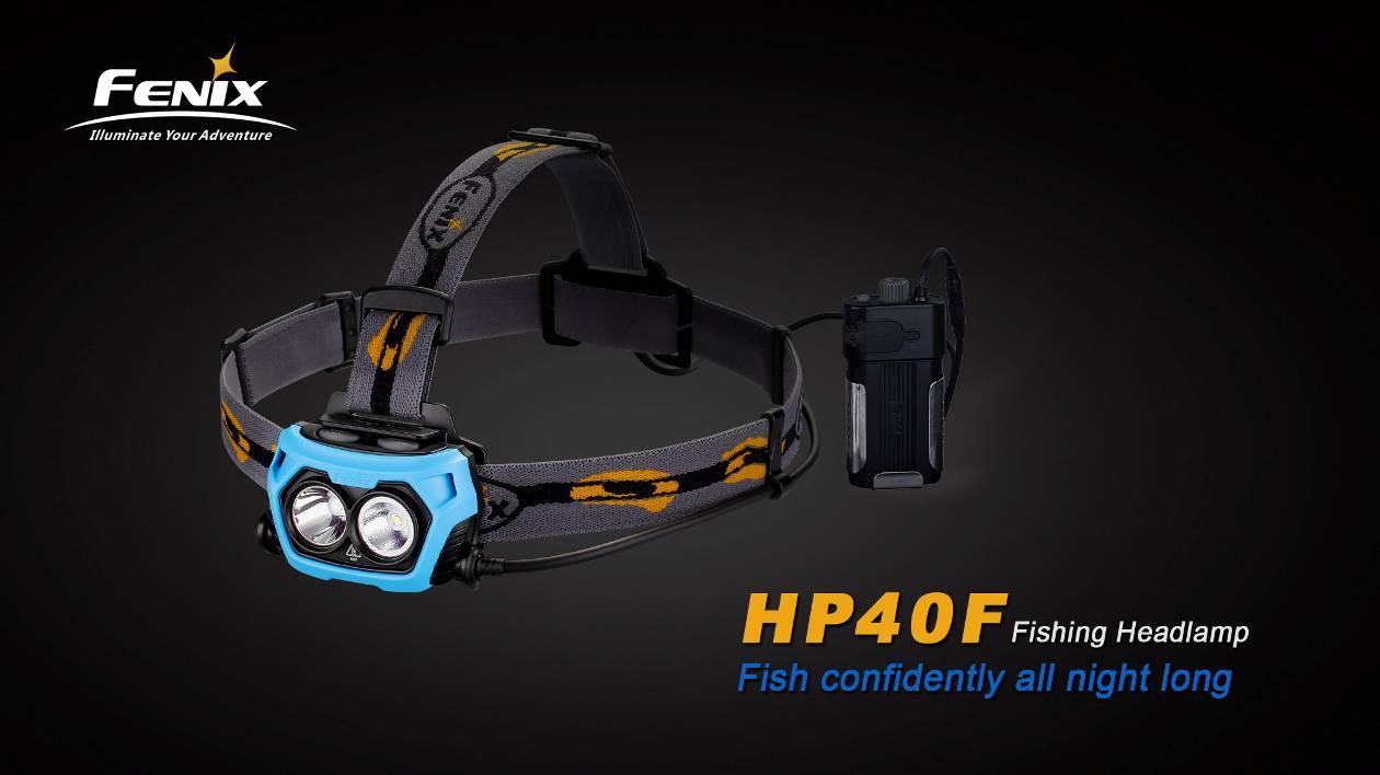 Fenix HP40F Fishing Light