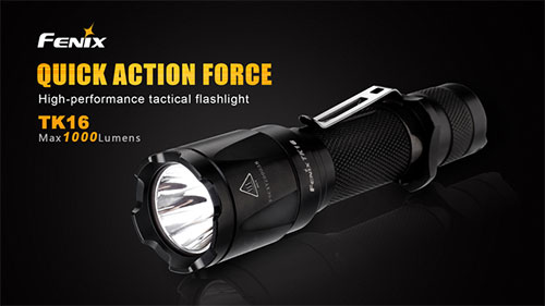 Fenix TK16 Flashlight