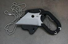 Hideaway Knives HAK 440c Utility Straight