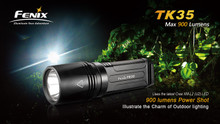 Fenix TK35 LED Flashlight