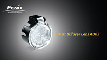Fenix HP20 LED Flashlight Headlamp Diffuser AD03 Lens