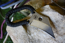 HideAway Stonewashed 440C Tiger Claw SWTC