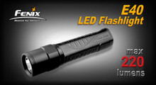 Fenix E40 LED Flashlight