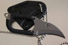 HideAway Knives Titanium Matte Grey Talon